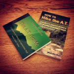 Two of my A.T. Hiking Guides! Image is from my Instagram account @modern_day_mountain_man