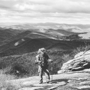 modern_day_mountain_manA peak experience. Blood Mountain, 4/8/16. #AppalachianTrail2016 #yearofadventure #thruhiker #adventure #hiking #whiteblazers #optoutside